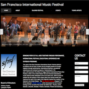 San Francisco Music Festival